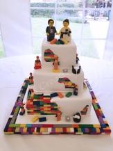 LegoWeddingCake