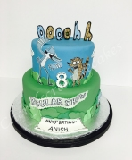 regularshowcake