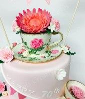 TeaPary70thCake2
